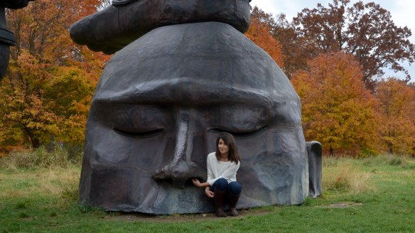 Storm King Art Center Autumn