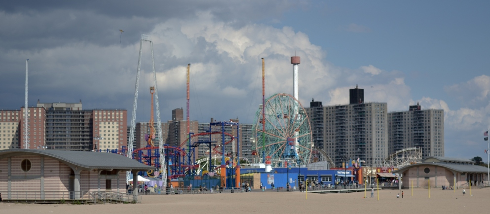 Coney Island New York City