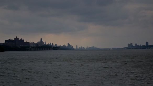 Hudson River, New York Skyline, Manhattan, New Jersey