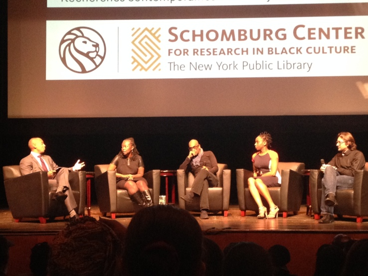 Chimamanda Adichie in NYC