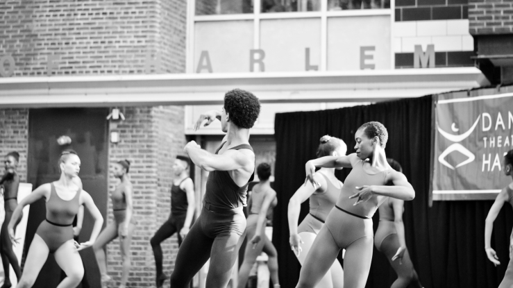 Dance Theatre of Harlem 2014 Summer Street Festival