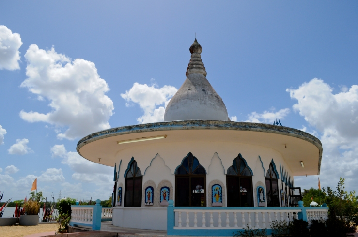 The Temple in the Sea, Trinidad